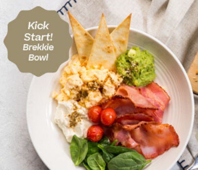 New Brekkie Bowls now available at The Coffee Club