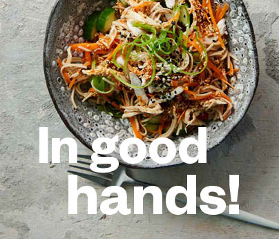 In Good Hands