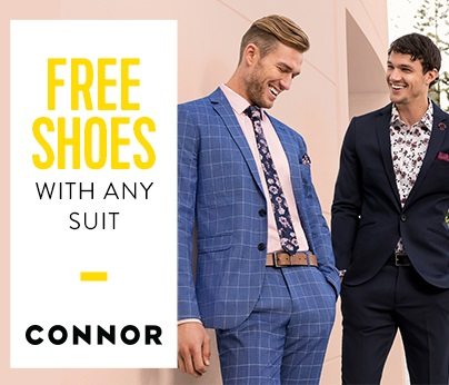 Free Shoes With Any Suit